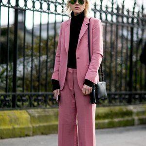 Pippa Bloomingdales Blazer Tailored Street Style B